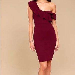 NWT Cranberry Dress - XS